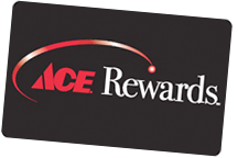 Ace Rewards Card